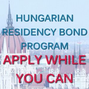 Hungarian Residency Bond program suspended