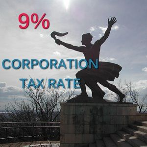 Learn how the 9% corporation tax rate affect your operation