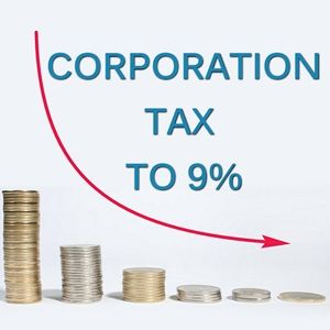 In 2017, Corporation Tax was lowered to 9% in Hungary