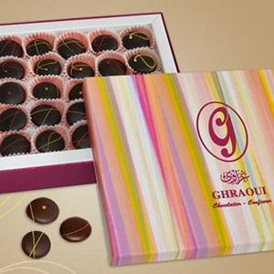 Ghraoui chocolate to rule the world from Hungary