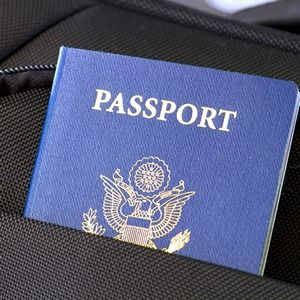 You only need your passport